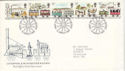 1980-03-12 Railway Stamps Manchester FDC (52944)