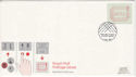 1984-05-01 Postage Label Windsor FDC (52948)