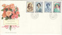 1990-08-02 Queen Mother 90th Lords SW1 cds FDC (52985)