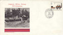1975-08-13 Longmoor Military Railway Forces FDC (52995)
