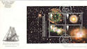 2002-09-24 Across The Universe Bklt Cambridge FDC (53005)