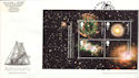 2002-09-24 Across The Universe Bklt Columbia Road FDC (53006)