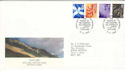 1999-06-08 Scotland Definitive Edinburgh FDC (H-53041)