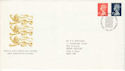 1990-08-07 Definitive Booklet Stamps Bureau FDC (H-53058)