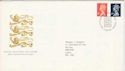 1990-08-07 Definitive Booklet Stamps Bureau FDC (H-53062)