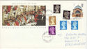 1990-03-20 London Life Bklt Stamps Romford FDI (53082)