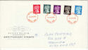 1990-01-10 Penny Black Anniv Definitive FDC (53098)