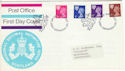 1971-07-07 Scotland Definitive Aberdeen FDC (H-53154))