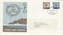 1968-09-04 IOM Definitive Douglas FDC (H-53160)