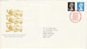 1989-08-22 Booklet Stamps Bureau FDC (H-53228)