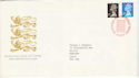 1989-08-22 Booklet Stamps Bureau FDC (H-53229)