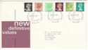 1980-01-30 Definitive Stamps Windsor FDC (H-53247)