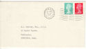 1969-01-06 Definitive Stamps Luton wavy FDC (53374)