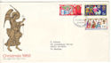1969-11-26 Christmas Stamps Bethlehem FDC (53378)