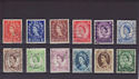 Wilding Definitive Stamps x12 all Different (53417)