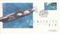 1997-06-10 Architects of the Air 37p Scampton FDC (53489)