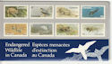 1977 Canada Endangered Wildlife P Pack (53505)