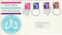1971-07-07 Scotland Definitive Aberdeen FDC (H-53532)