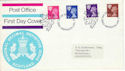 1971-07-07 Scotland Definitive Aberdeen FDC (H-53533)