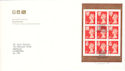 2000-02-15 Special by Design Bklt Pane London SW5 FDC (53549)