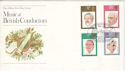 1980-09-10 Conductors Sir Thomas Beecham Rossall FDC (53627)