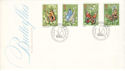 1981-05-13 Butterflies Stamps Forces 1738 PS FDC (53679)