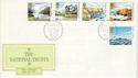 1981-06-24 National Trust Stamps Bureau FDC (53683)