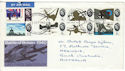 1965-09-13 Battle of Britain Stamps Aberdeen FDI (53744)