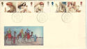 1984-11-20 Christmas Stamps Bethlehem FDC (53897)