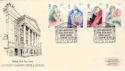 1982-04-28 British Theatre London Veldale FDC (53965)