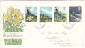 1979-03-21 British Flowers TPO Down Special cds FDC (53984)