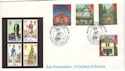 1997-08-12 Post Offices NPM London FDC (54181)