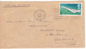 1969-03-03 Concorde 4d Local Plain FDC (54207)