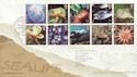 2007-02-01 Sealife Stamps T/House FDC (54388)