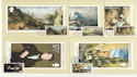 1980-11-15 Christmas Le Lievre PHQ Used Set (54444)