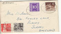 1950 Indonesia to UK Airmail (54454)