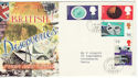 1967-09-19 British Discovery Letchworth cds FDC (54530)