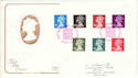1989-09-26 Definitive Stamps Windsor FDC (54543)