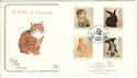 1990-01-23 RSPCA Horsham Cotswold FDC (54549)