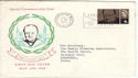 1965-07-08 Churchill Paddington Slogan FDC (54558)