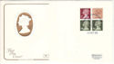 1986-10-20 50p Booklet Stamps Windsor FDC (54596)
