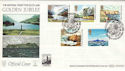 1981-06-24 National Trust Stamps Glenfinnan FDC (54647)