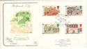 1986-06-17 Medieval Life Battle E Sussex FDC (54739)