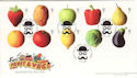 2003-03-25 Fruit and Veg Stamps Pear Tree FDC (54777)