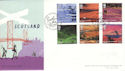 2003-07-15 Scotland A British Journey Shetland FDC (54781)
