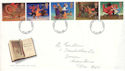 1998-07-21 Magical Worlds Stamps Truro FDI (54835)