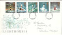 1998-03-24 Lighthouses Stamps Truro FDI (54838)