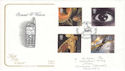 2000-12-05 Sound and Vision Shepherds Bush W12 FDC (54881)