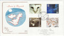 2000-01-18 Above and Beyond Stamps Muncaster FDC (54904)