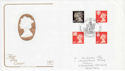 2000-02-15 Special by Design Bklt Stamps SW1 FDC (54906)